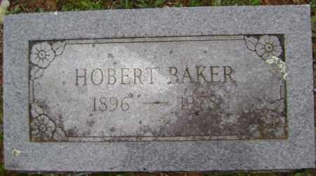 BAKER, HOBERT - Washington County, Arkansas   HOBERT BAKER - Arkansas Gravestone Photos