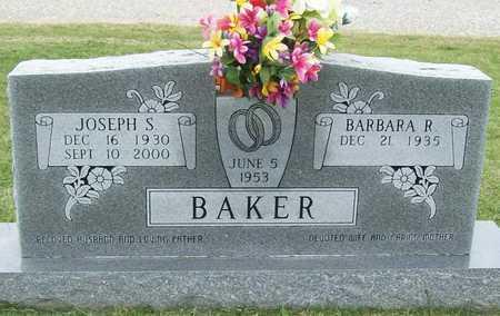 BAKER, JOSEPH S - Washington County, Arkansas   JOSEPH S BAKER - Arkansas Gravestone Photos