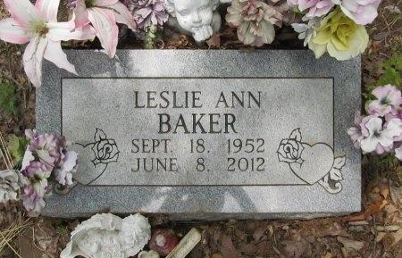 BAKER, LESLIE ANN - Washington County, Arkansas | LESLIE ANN BAKER - Arkansas Gravestone Photos