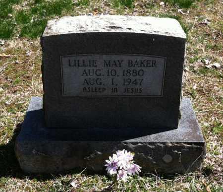 BAKER, LILLIE MAY - Washington County, Arkansas   LILLIE MAY BAKER - Arkansas Gravestone Photos