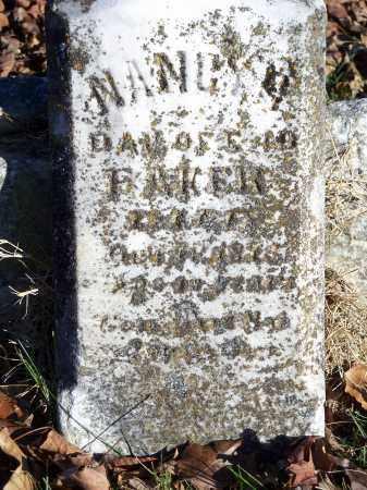 BAKER, NANCY G. - Washington County, Arkansas   NANCY G. BAKER - Arkansas Gravestone Photos