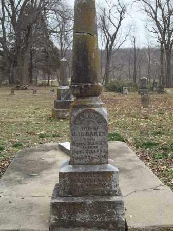 BAKER, NANCY J - Washington County, Arkansas | NANCY J BAKER - Arkansas Gravestone Photos