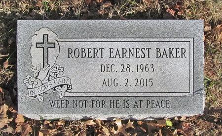 BAKER, ROBERT EARNEST - Washington County, Arkansas   ROBERT EARNEST BAKER - Arkansas Gravestone Photos