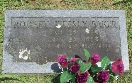 BAKER, RODNEY JEFFREY - Washington County, Arkansas | RODNEY JEFFREY BAKER - Arkansas Gravestone Photos