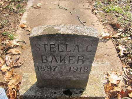 BAKER, STELLA CHRISTNA - Washington County, Arkansas   STELLA CHRISTNA BAKER - Arkansas Gravestone Photos