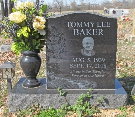 BAKER, TOMMY LEE - Washington County, Arkansas | TOMMY LEE BAKER - Arkansas Gravestone Photos