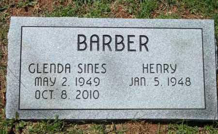 BARBER, GLENDA - Washington County, Arkansas | GLENDA BARBER - Arkansas Gravestone Photos