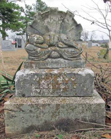 BEATY, DELPHA J - Washington County, Arkansas | DELPHA J BEATY - Arkansas Gravestone Photos