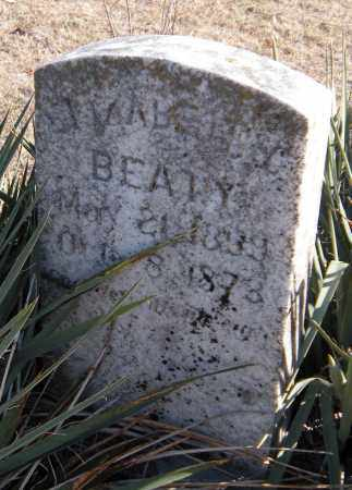BEATY, ELIZABETH C - Washington County, Arkansas | ELIZABETH C BEATY - Arkansas Gravestone Photos