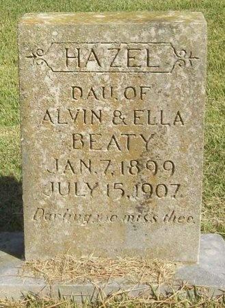 BEATY, HAZEL - Washington County, Arkansas   HAZEL BEATY - Arkansas Gravestone Photos