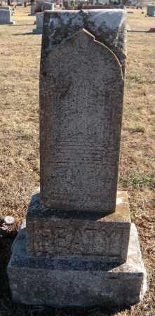 BEATY, SAM B - Washington County, Arkansas   SAM B BEATY - Arkansas Gravestone Photos