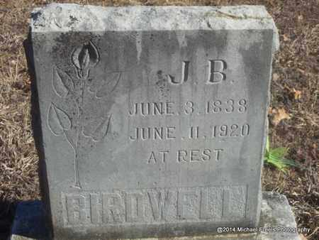 BIRDWELL, J B - Washington County, Arkansas | J B BIRDWELL - Arkansas Gravestone Photos