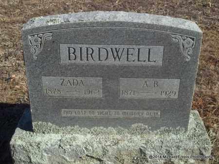 BIRDWELL, ZADA - Washington County, Arkansas | ZADA BIRDWELL - Arkansas Gravestone Photos