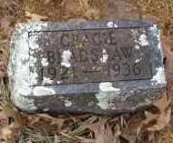 BRADSHAW, GRACIE - Washington County, Arkansas | GRACIE BRADSHAW - Arkansas Gravestone Photos
