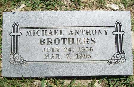 BROTHERS, MICHAEL ANTHONY - Washington County, Arkansas | MICHAEL ANTHONY BROTHERS - Arkansas Gravestone Photos