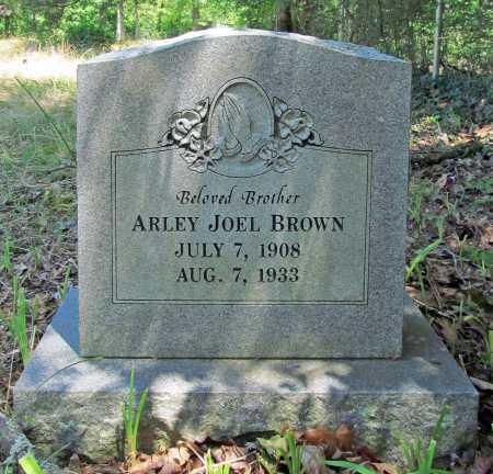 BROWN, ARLEY JOEL - Washington County, Arkansas | ARLEY JOEL BROWN - Arkansas Gravestone Photos