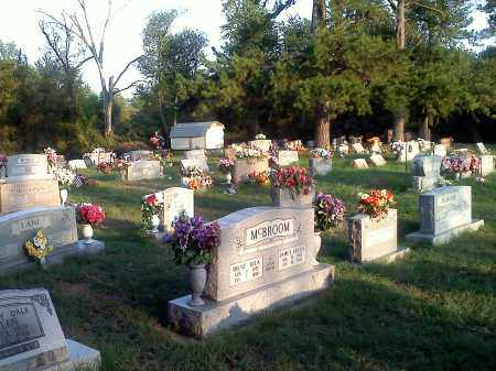 BUCKNER, OVERVIEW - Washington County, Arkansas   OVERVIEW BUCKNER - Arkansas Gravestone Photos