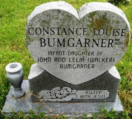 BUMGARNER, CONSTANCE LOUISE - Washington County, Arkansas | CONSTANCE LOUISE BUMGARNER - Arkansas Gravestone Photos