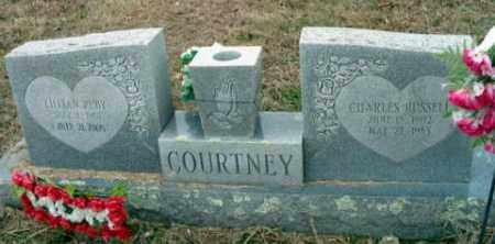 COURTNEY, LILLIAN - Washington County, Arkansas | LILLIAN COURTNEY - Arkansas Gravestone Photos