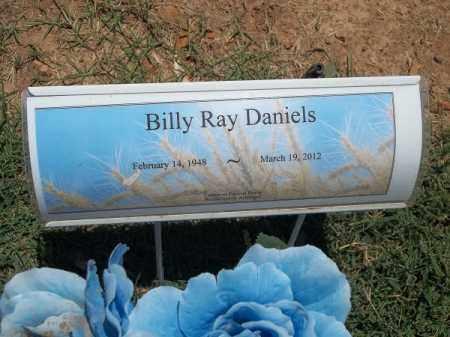 DANIELS, BILLY RAY - Washington County, Arkansas | BILLY RAY DANIELS - Arkansas Gravestone Photos