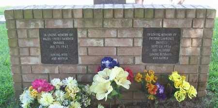 DANIELS, FREDDIE LAWRENCE - Washington County, Arkansas | FREDDIE LAWRENCE DANIELS - Arkansas Gravestone Photos