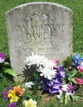 DANIELS, IRA MCKINLEY - Washington County, Arkansas | IRA MCKINLEY DANIELS - Arkansas Gravestone Photos
