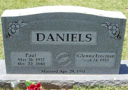 DANIELS, PAUL VENDER - Washington County, Arkansas   PAUL VENDER DANIELS - Arkansas Gravestone Photos