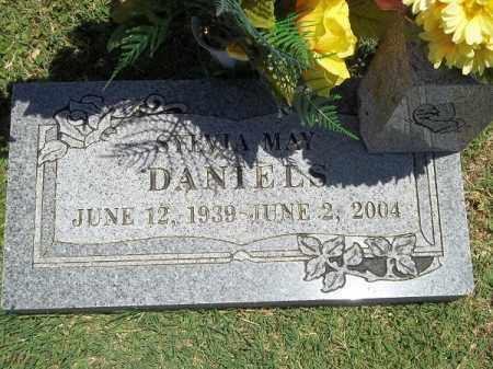 DANIELS, SYLVIA MAY - Washington County, Arkansas | SYLVIA MAY DANIELS - Arkansas Gravestone Photos