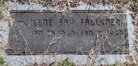 FAULKNER, ILENE FAY - Washington County, Arkansas | ILENE FAY FAULKNER - Arkansas Gravestone Photos