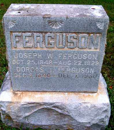 FERGUSON, DORCAS I. - Washington County, Arkansas | DORCAS I. FERGUSON - Arkansas Gravestone Photos