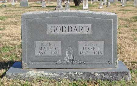 GODDARD, MARY C - Washington County, Arkansas | MARY C GODDARD - Arkansas Gravestone Photos