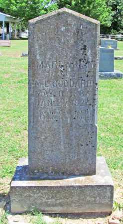 GODDARD, MARGARET - Washington County, Arkansas   MARGARET GODDARD - Arkansas Gravestone Photos