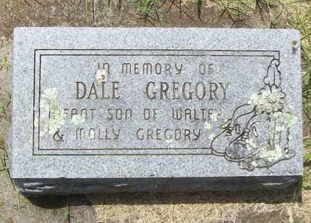 GREGORY, DALE - Washington County, Arkansas | DALE GREGORY - Arkansas Gravestone Photos