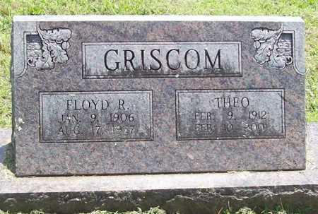 GRISCOM, FLOYD RAYMOND - Washington County, Arkansas | FLOYD RAYMOND GRISCOM - Arkansas Gravestone Photos