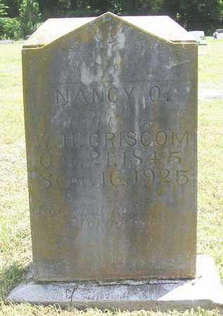 GRISCOM, NANCY O - Washington County, Arkansas | NANCY O GRISCOM - Arkansas Gravestone Photos