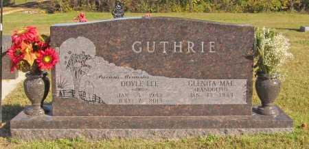 GUTHRIE, DOYLE LEE - Washington County, Arkansas | DOYLE LEE GUTHRIE - Arkansas Gravestone Photos
