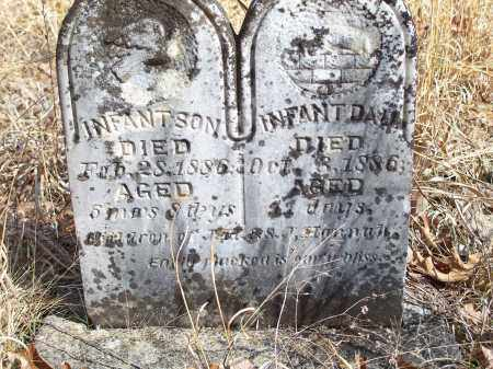 HANNAH, INFANT TWIN DAUGHTER - Washington County, Arkansas | INFANT TWIN DAUGHTER HANNAH - Arkansas Gravestone Photos