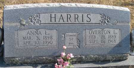 HARRIS, ANNA L - Washington County, Arkansas | ANNA L HARRIS - Arkansas Gravestone Photos