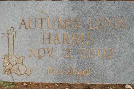 HARRIS, AUTUMN LYNN - Washington County, Arkansas   AUTUMN LYNN HARRIS - Arkansas Gravestone Photos