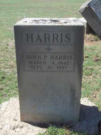 HARRIS (VETERAN CSA), JOHN PEDEN - Washington County, Arkansas | JOHN PEDEN HARRIS (VETERAN CSA) - Arkansas Gravestone Photos