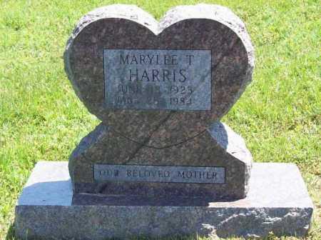HARRIS, MARYLEE T - Washington County, Arkansas | MARYLEE T HARRIS - Arkansas Gravestone Photos