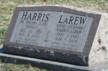 HARRIS, PHOEBE DR PH D - Washington County, Arkansas   PHOEBE DR PH D HARRIS - Arkansas Gravestone Photos