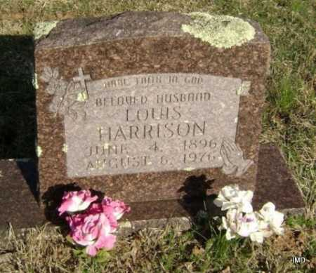 HARRISON, LOUIS - Washington County, Arkansas | LOUIS HARRISON - Arkansas Gravestone Photos
