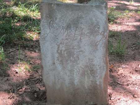 HICKEY, J M - Washington County, Arkansas   J M HICKEY - Arkansas Gravestone Photos