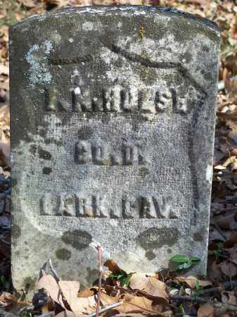 HULSE (VETERAN UNION), ISAAC N - Washington County, Arkansas   ISAAC N HULSE (VETERAN UNION) - Arkansas Gravestone Photos