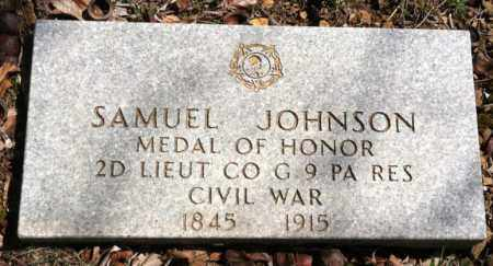 JOHNSON (VETERAN UNION), SAMUEL - Washington County, Arkansas | SAMUEL JOHNSON (VETERAN UNION) - Arkansas Gravestone Photos