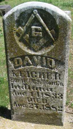 KEICHER, DAVID - Washington County, Arkansas   DAVID KEICHER - Arkansas Gravestone Photos