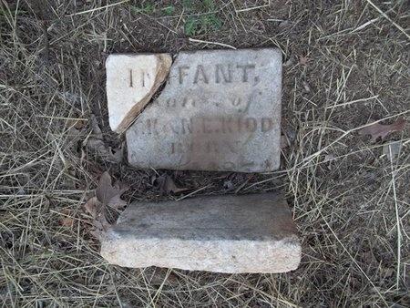 KIDD, INFANT SON - Washington County, Arkansas | INFANT SON KIDD - Arkansas Gravestone Photos