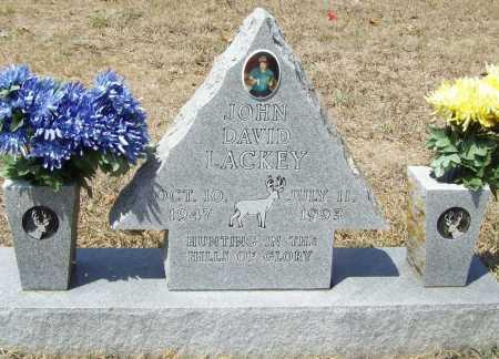 LACKEY, JOHN DAVID - Washington County, Arkansas | JOHN DAVID LACKEY - Arkansas Gravestone Photos