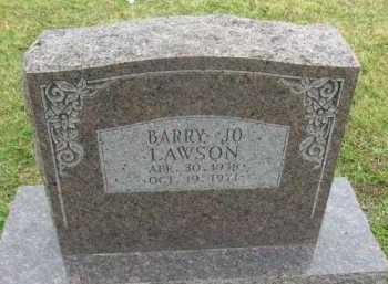 LAWSON, BARRY JO - Washington County, Arkansas | BARRY JO LAWSON - Arkansas Gravestone Photos